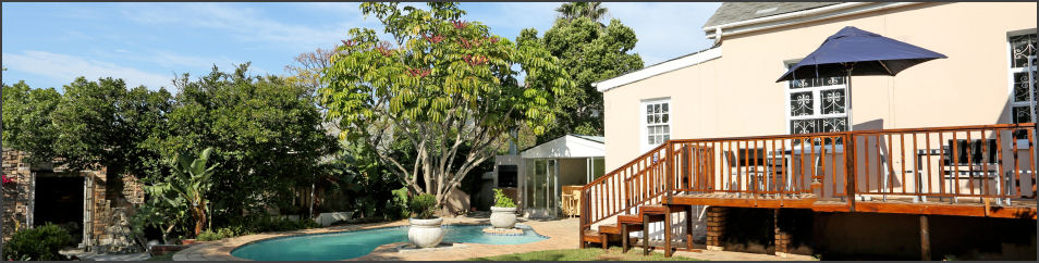 Budget Port Elizabeth Guest House - 13 Newington Place